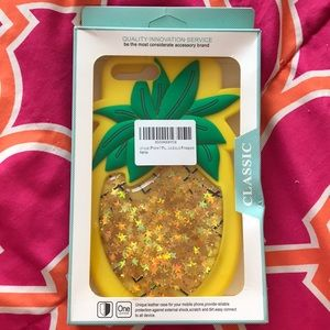 Accessories - Pineapple iPhone case